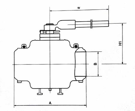 全焊接wwwyabo124结构示意图