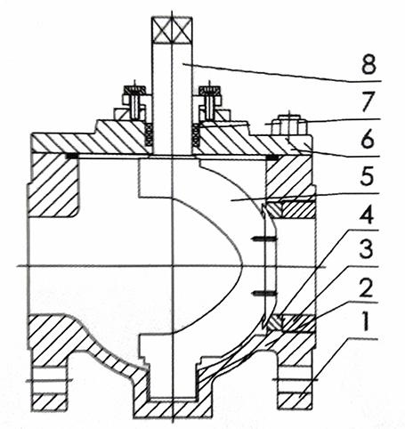 偏心半wwwyabo124结构示意图