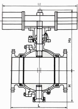 气动固定wwwyabo124结构示意图