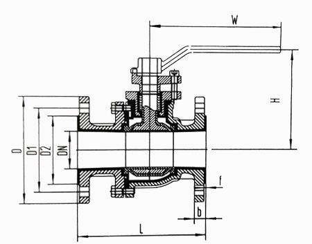 衬氟wwwyabo124结构示意图